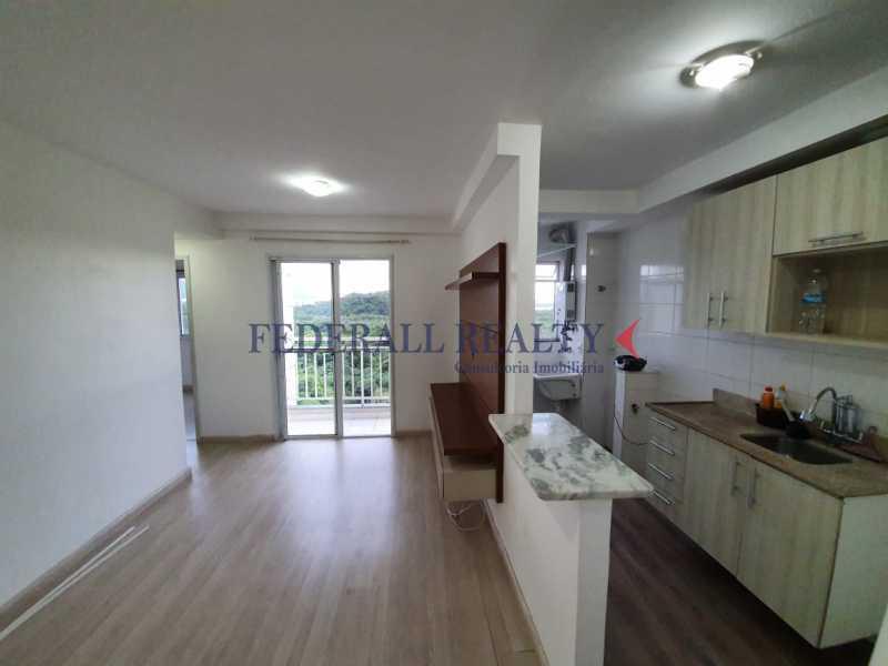 1. - Aluguel ou Venda de apartamento em Jacarepaguá - FRAP20001 - 1