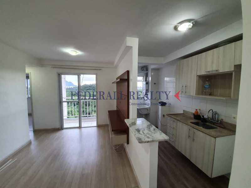 2. - Aluguel ou Venda de apartamento em Jacarepaguá - FRAP20001 - 3