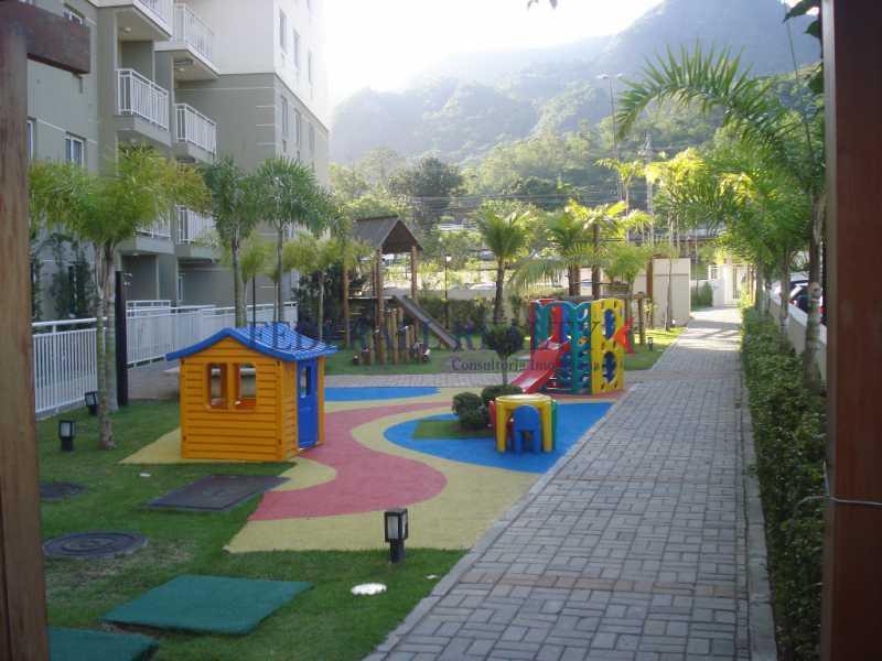 DSC03175 - Aluguel ou Venda de apartamento em Jacarepaguá - FRAP20001 - 25