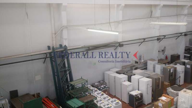 9 instalações, eletr., hidr. - Aluguel de galpão em Olaria, Rio de Janeiro - FRGA00349 - 7