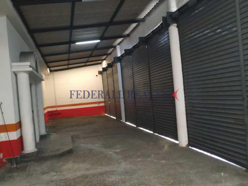 1. - Aluguel de galpão no Rio de Janeiro, RJ. - FRGA00369 - 1