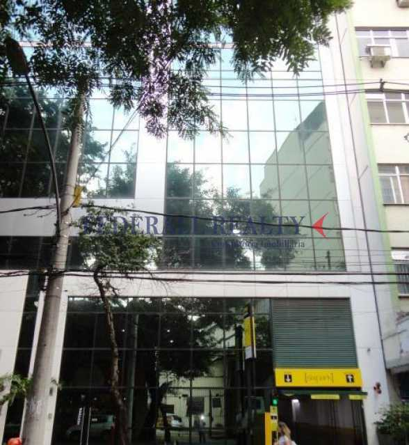 Aluguel de loja na Tijuca 9 - Aluguel de prédio inteiro na Tijuca - FRPR00009 - 1