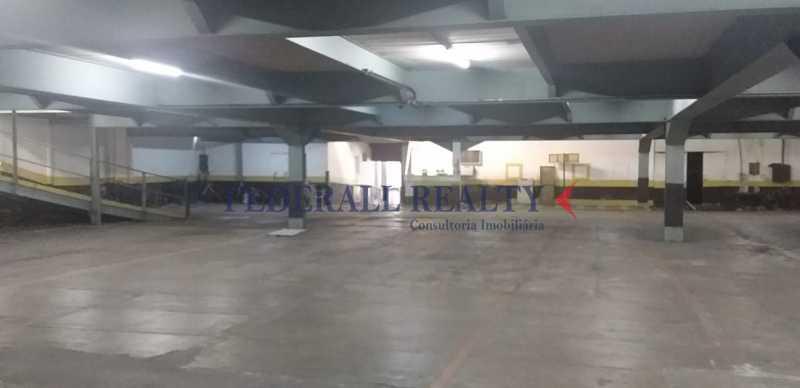 1. - Aluguel de galpão no Centro do RJ - FRGA00377 - 1