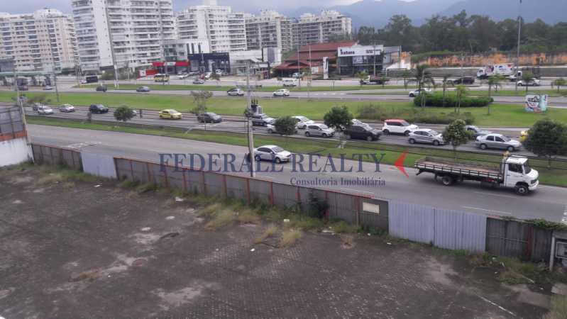 1. - Aluguel de galpão no Recreio dos Bandeirantes - FRGA00379 - 1