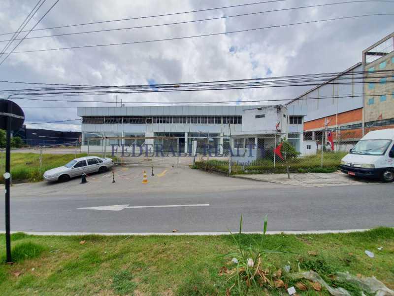 1. - Aluguel de loja com galpão em São João de Meriti. - FRGA00381 - 1
