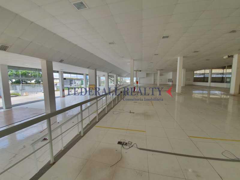 3. - Aluguel de loja com galpão em São João de Meriti. - FRLJ00046 - 4