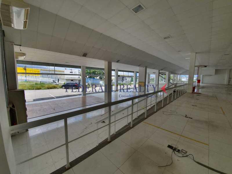4. - Aluguel de loja com galpão em São João de Meriti. - FRLJ00046 - 5