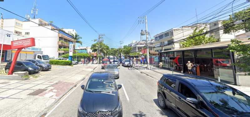 rua - Aluguel de loja na Barra da Tijuca - FRLJ00047 - 1