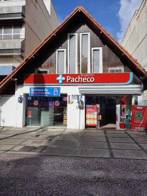 1. - Aluguel de loja na Barra da Tijuca - FRLJ00049 - 1