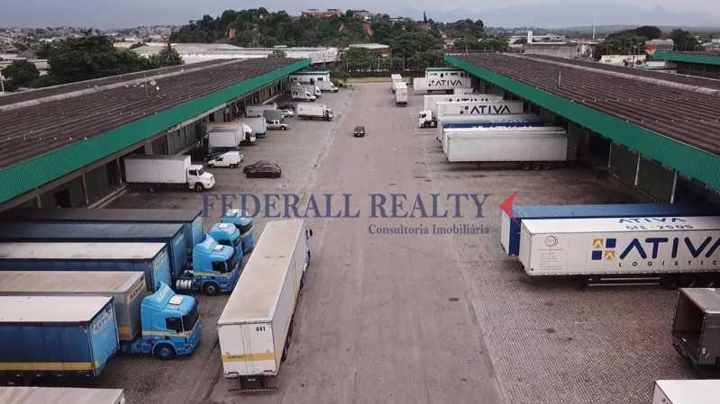 TRC-RJ 02 - Aluguel de galpão em Duque de Caxias, Rio de Janeiro - FRGA00390 - 1