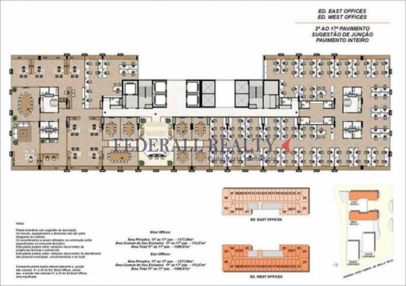 lanc_planta_874543-7555573 - Aluguel de andares corporativos na Barra da Tijuca - FRAN00003 - 13