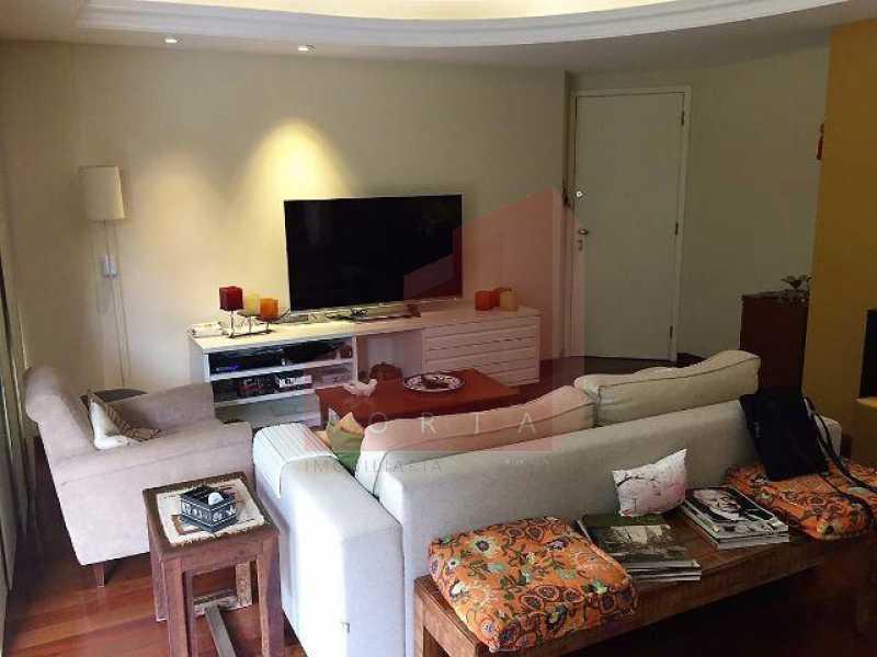 700731092802881 - Apartamento 3 quartos à venda Copacabana, Rio de Janeiro - R$ 1.550.000 - CPAP30327 - 5
