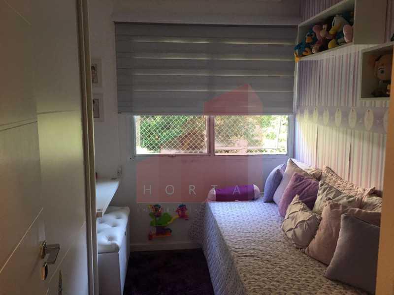 quartos 1. - Apartamento À Venda - Copacabana - Rio de Janeiro - RJ - CPAP20212 - 6