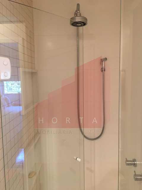 banheiro 1. - Apartamento À Venda - Copacabana - Rio de Janeiro - RJ - CPAP20212 - 13