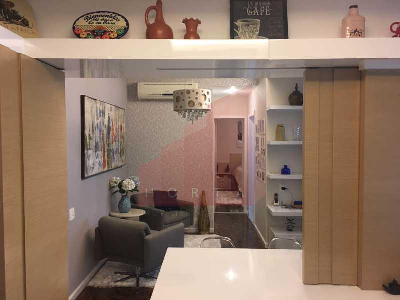 cozinha 1. - Apartamento À Venda - Copacabana - Rio de Janeiro - RJ - CPAP20212 - 15
