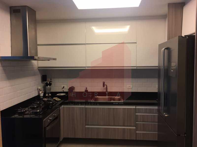 cozinha 2. - Apartamento À Venda - Copacabana - Rio de Janeiro - RJ - CPAP20212 - 16
