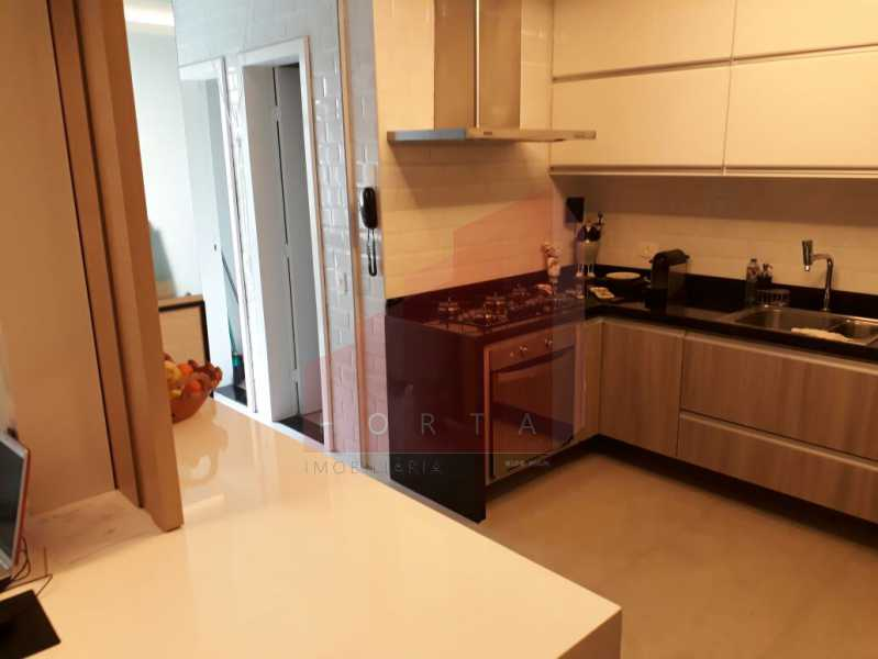 cozinha modificada 1. - Apartamento À Venda - Copacabana - Rio de Janeiro - RJ - CPAP20212 - 17