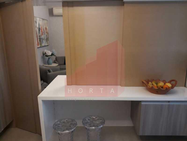 cozinha modificada 4. - Apartamento À Venda - Copacabana - Rio de Janeiro - RJ - CPAP20212 - 20