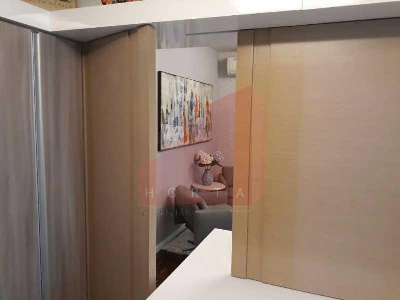 cozinha modificada 5. - Apartamento À Venda - Copacabana - Rio de Janeiro - RJ - CPAP20212 - 21