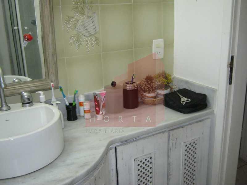 120 - Apartamento 3 quartos a venda Arpoador! - CPAP30332 - 14