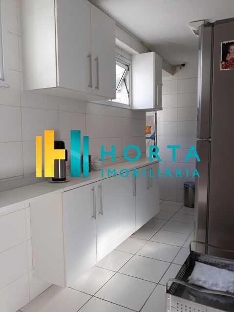 CozinhaArmáriosJanelas 1 - Apartamento à venda Rua Visconde de Silva,Humaitá, Rio de Janeiro - R$ 1.470.000 - CPAP31509 - 17