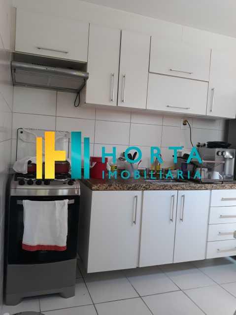 CozinhaFogao 1 - Apartamento à venda Rua Visconde de Silva,Humaitá, Rio de Janeiro - R$ 1.470.000 - CPAP31509 - 15