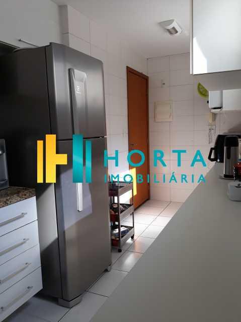 CozinhaGeladeira - Apartamento à venda Rua Visconde de Silva,Humaitá, Rio de Janeiro - R$ 1.470.000 - CPAP31509 - 16
