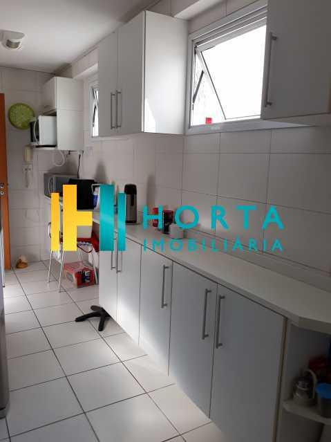 CozinhaLadoJanelas - Apartamento à venda Rua Visconde de Silva,Humaitá, Rio de Janeiro - R$ 1.470.000 - CPAP31509 - 14
