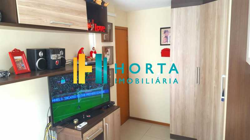 Quarto2_E - Apartamento à venda Rua Visconde de Silva,Humaitá, Rio de Janeiro - R$ 1.470.000 - CPAP31509 - 10
