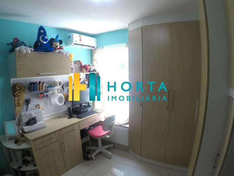 Quarto3_C - Apartamento à venda Rua Visconde de Silva,Humaitá, Rio de Janeiro - R$ 1.470.000 - CPAP31509 - 12