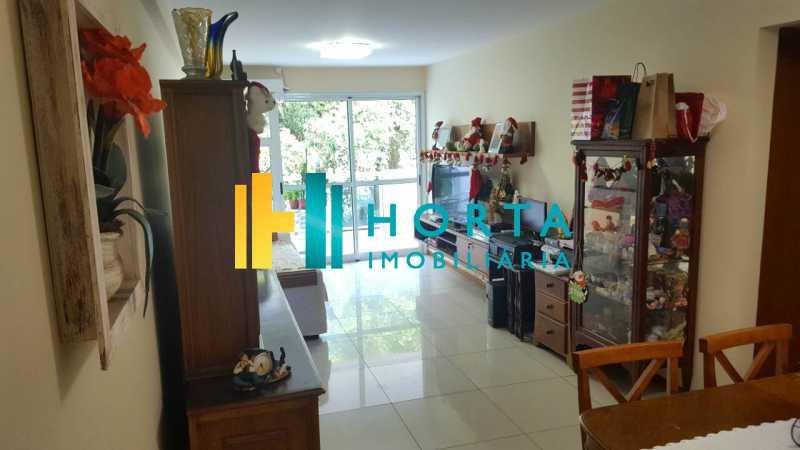 Sala_B - Apartamento à venda Rua Visconde de Silva,Humaitá, Rio de Janeiro - R$ 1.470.000 - CPAP31509 - 3