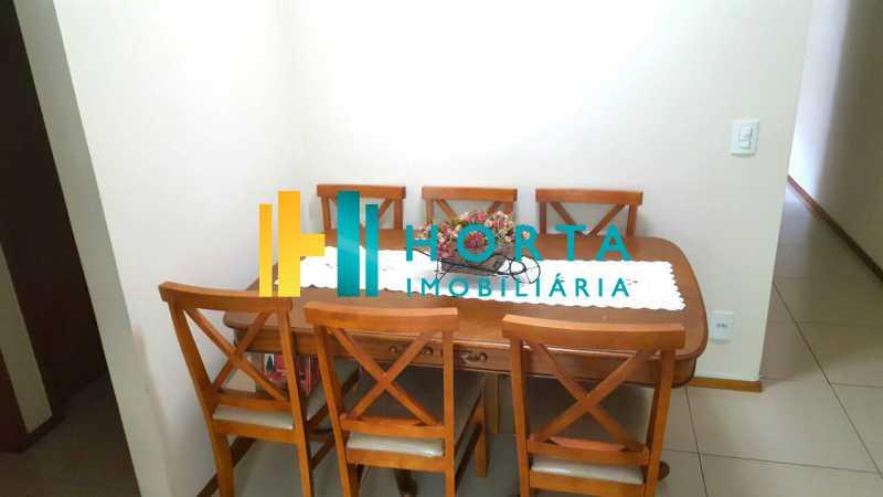 Sala_C - Apartamento à venda Rua Visconde de Silva,Humaitá, Rio de Janeiro - R$ 1.470.000 - CPAP31509 - 4