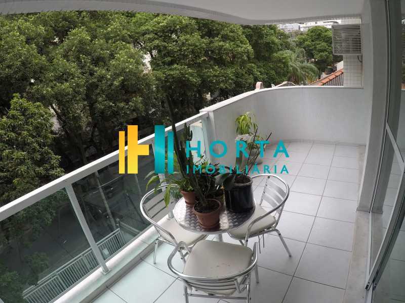 Varanda_B - Apartamento à venda Rua Visconde de Silva,Humaitá, Rio de Janeiro - R$ 1.470.000 - CPAP31509 - 22