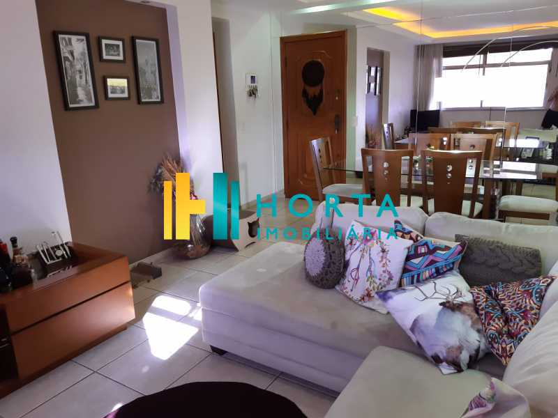 01 - Apartamento à venda Rua Morais e Silva,Maracanã, Rio de Janeiro - R$ 550.000 - CPAP31519 - 1