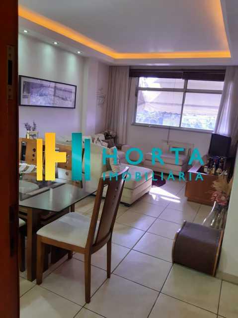 1 - Apartamento à venda Rua Morais e Silva,Maracanã, Rio de Janeiro - R$ 550.000 - CPAP31519 - 3