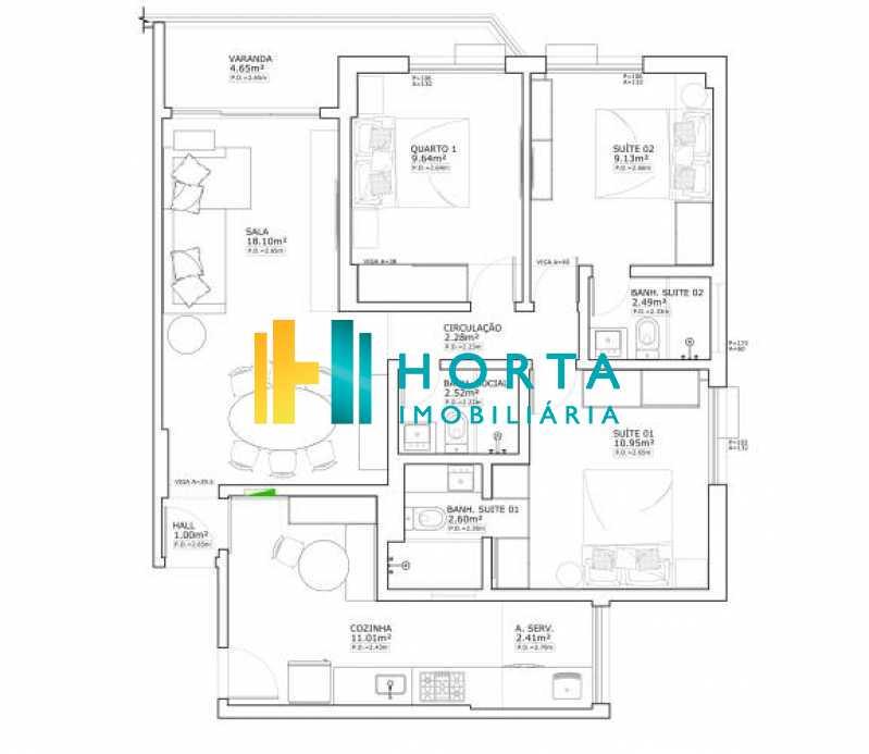 fotos-7 - Apartamento à venda Rua Conde de Bonfim,Tijuca, Rio de Janeiro - R$ 690.000 - CPAP31526 - 21
