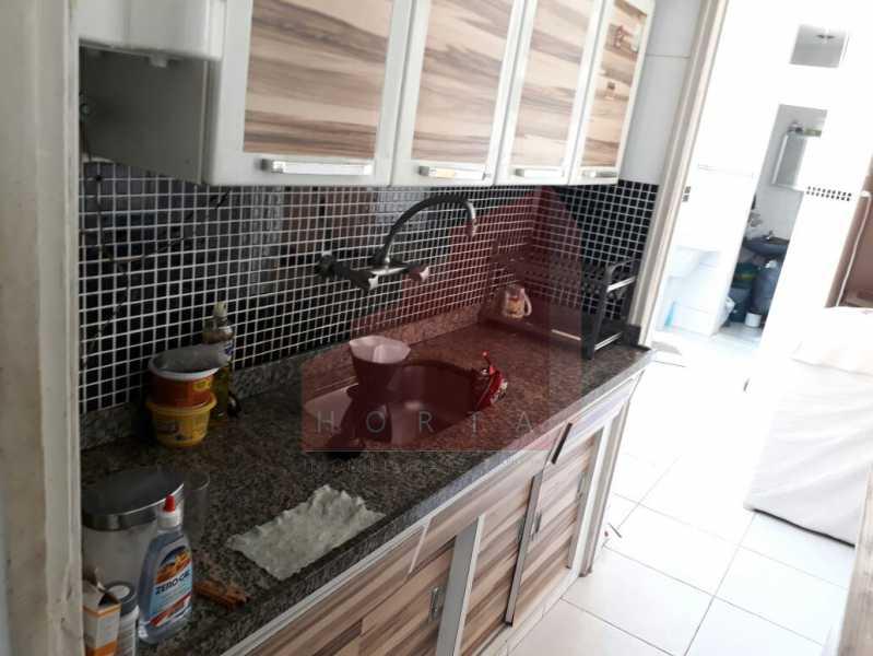cozinha 1. - Apartamento À Venda - Copacabana - Rio de Janeiro - RJ - CPAP30337 - 19