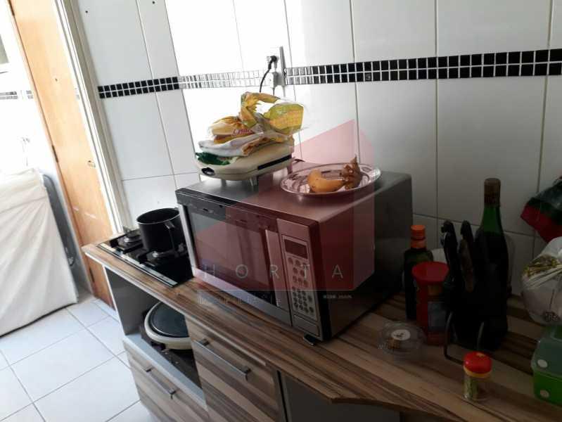 cozinha 2. - Apartamento À Venda - Copacabana - Rio de Janeiro - RJ - CPAP30337 - 20