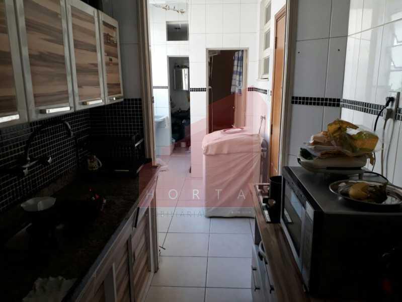 cozinha 3. - Apartamento À Venda - Copacabana - Rio de Janeiro - RJ - CPAP30337 - 21