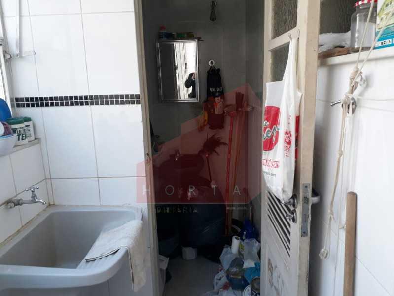 area de serviço 1. - Apartamento À Venda - Copacabana - Rio de Janeiro - RJ - CPAP30337 - 22