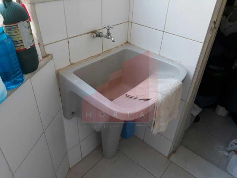 area de serviço 2. - Apartamento À Venda - Copacabana - Rio de Janeiro - RJ - CPAP30337 - 23