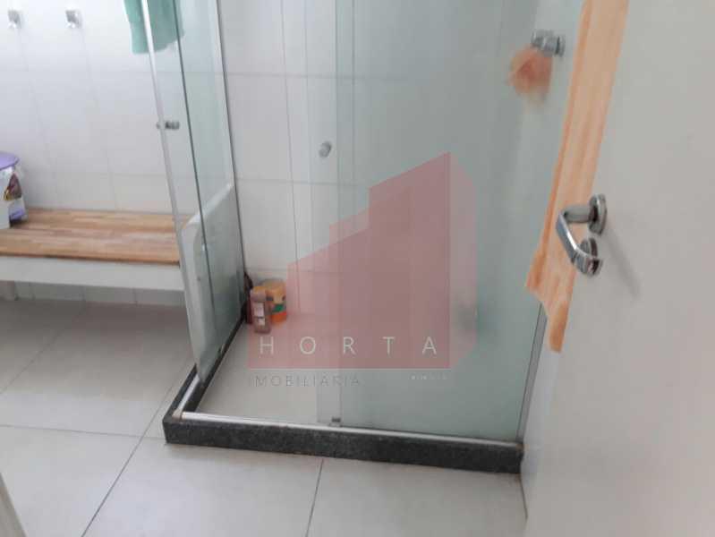 banheiro 1. - Apartamento À Venda - Copacabana - Rio de Janeiro - RJ - CPAP30337 - 24