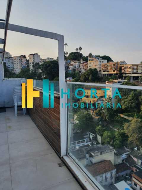 490092451809833 - Cobertura à venda Rua Hermenegildo de Barros,Santa Teresa, Rio de Janeiro - R$ 1.300.000 - CPCO30086 - 13