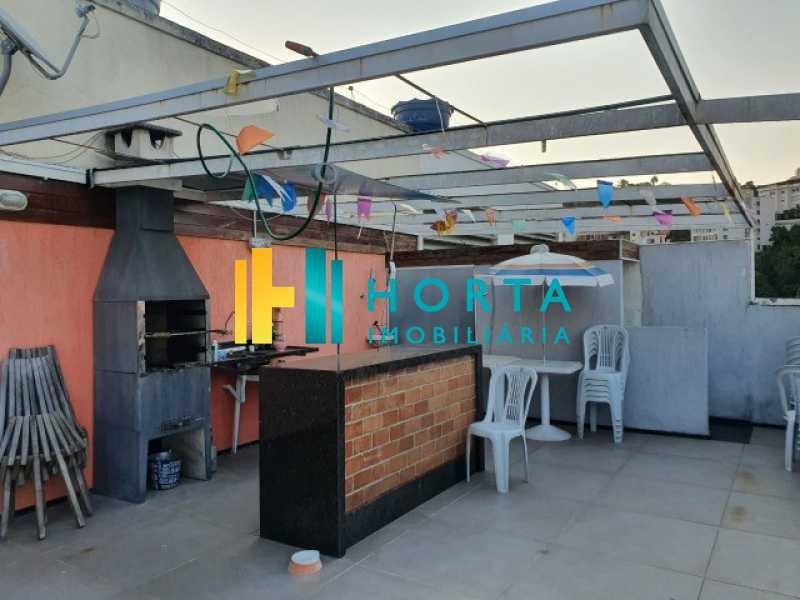 493063214010986 - Cobertura à venda Rua Hermenegildo de Barros,Santa Teresa, Rio de Janeiro - R$ 1.300.000 - CPCO30086 - 11