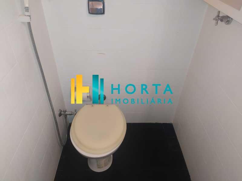 banheiro  - Sala Comercial 36m² à venda Copacabana, Rio de Janeiro - R$ 340.000 - CPSL00073 - 23