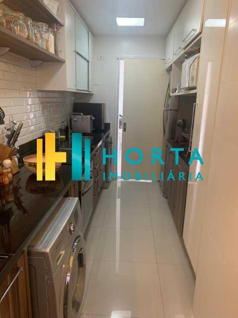 8 - Apartamento um quarto alto Leblon! - CPAP11097 - 7