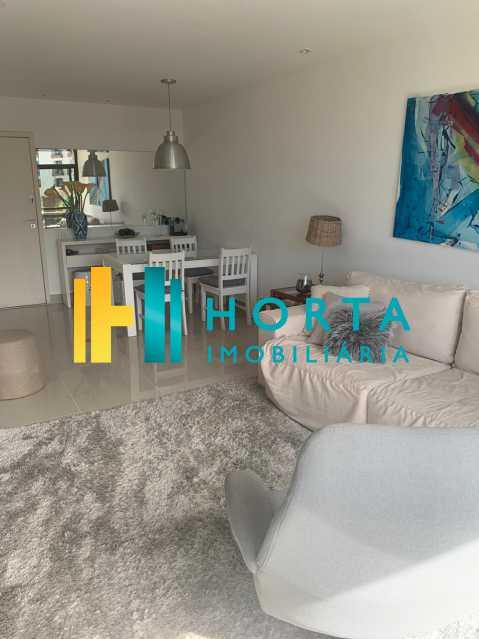 9 - Apartamento um quarto alto Leblon! - CPAP11097 - 8