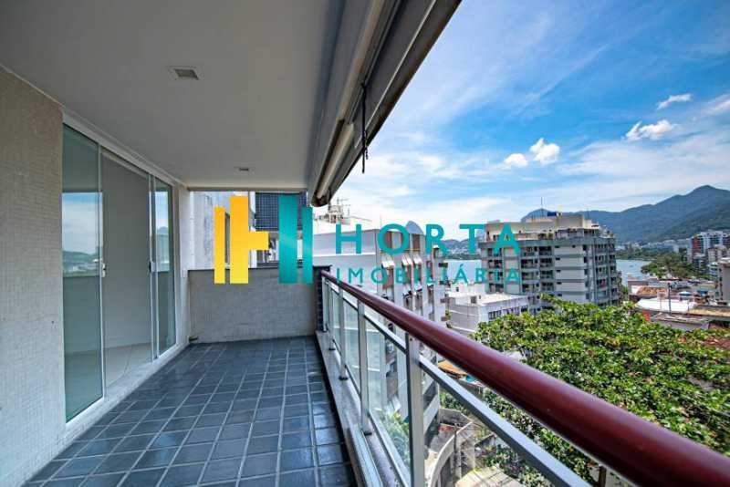 165109b96cc9741fb41c18aa4d4666 - Apartamento à venda Rua Baronesa de Poconé,Lagoa, Rio de Janeiro - R$ 1.350.000 - CPAP21182 - 3