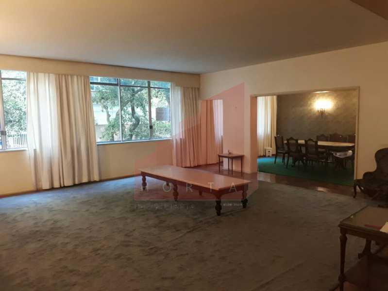sala 1. - Apartamento Copacabana,Rio de Janeiro,RJ À Venda,3 Quartos,300m² - CPAP30351 - 1