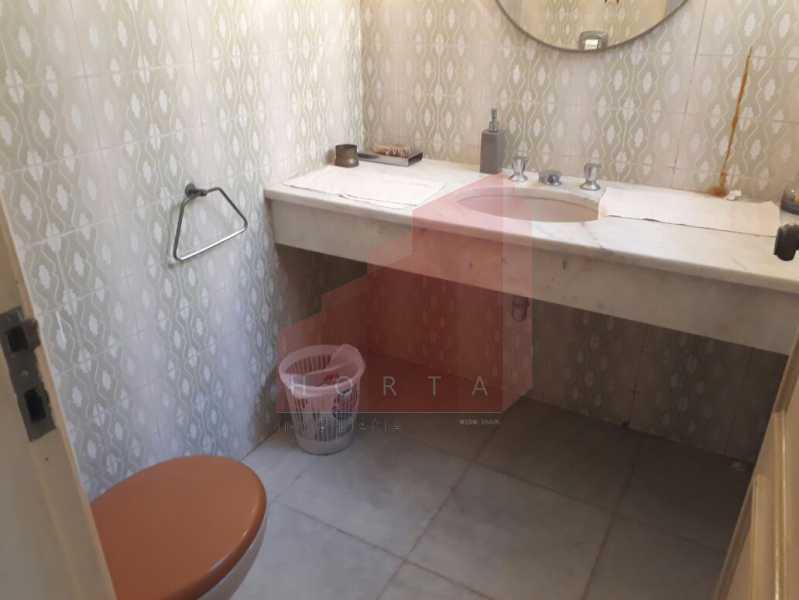 LAVABO. - Apartamento Copacabana,Rio de Janeiro,RJ À Venda,3 Quartos,300m² - CPAP30351 - 30